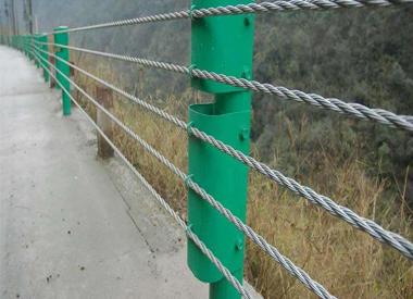 宁夏绳索护栏