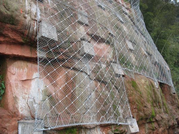 山体防护案例